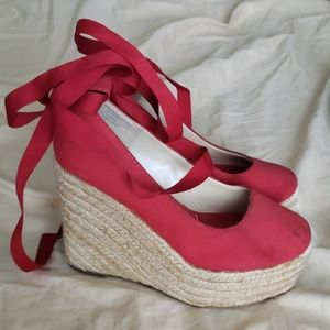 Espadrilles from Bakers